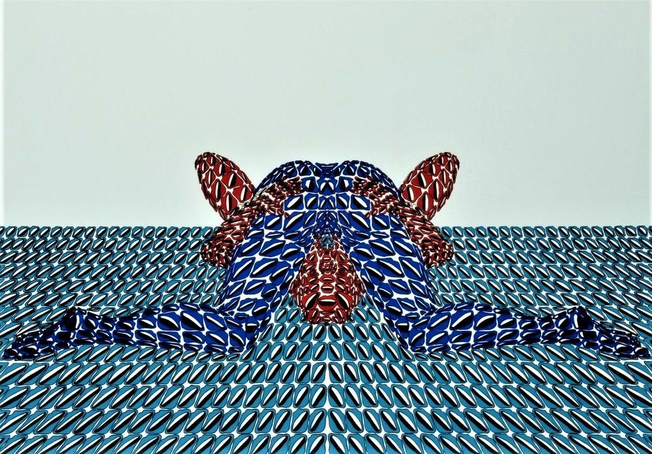 Thomas-Bayrle-dalla-serie-Feuer-im-Weizen-Sexmappe-1970-