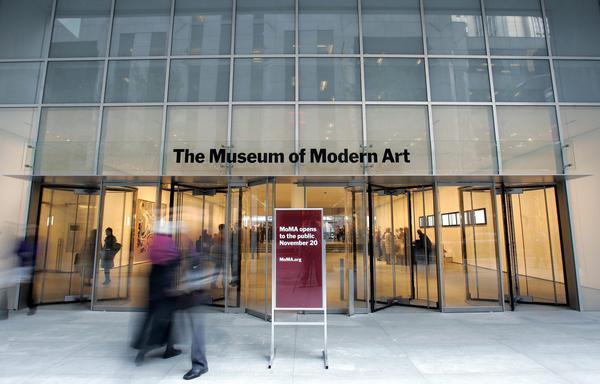 MoMA gets US dollar 200 million donation from Rockefeller Estate