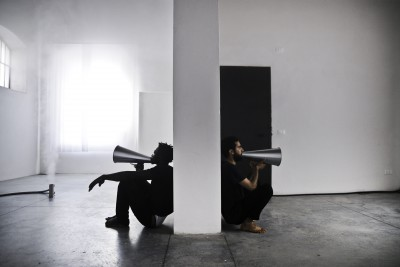 1. Francesca Grilli_ Performance The forgetting of Air_ Prato_0