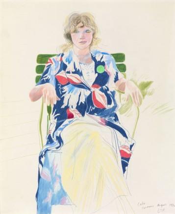 021-Celia-Carennac-August-1971-David-Hockney-Drawing-from-Life-41-1582824838