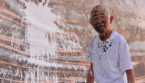 Shozo-Shimamoto-Io credo-che-la prima-cosa da fare-sia-liberare-il-colore-dal-pennello8