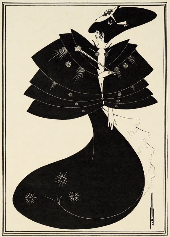 The-Black-Cape-1893-Aubrey-Beardsley-exhibition-60-1583313785