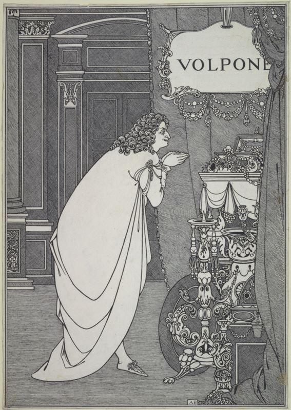Volpone-Adoring-his-Treasure-1898-Aubrey-Beardsley-exhibition-72-1583313786