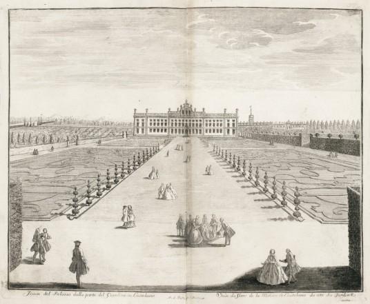 veduta del palazzo dalla parte del Giardino settecentesco (96 dpi)