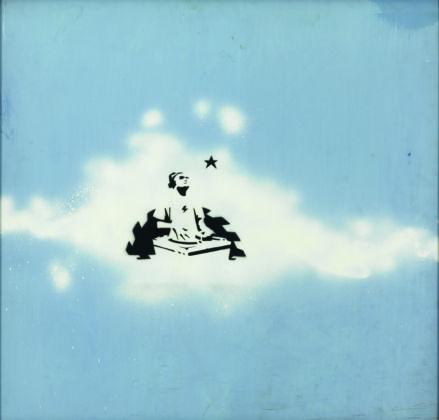 Banksy-Cloud-DJ-1998-1999-Brentwood-Brandler-Galleries-BGi30-439x420