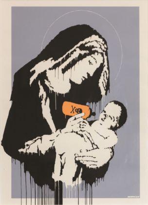Banksy-Virgin-Mary-2003-Collezione-privata-304x420