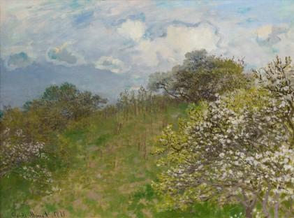 Claude Monet - La Primavera, 1875 © Johannesburg Art Gallery (2)