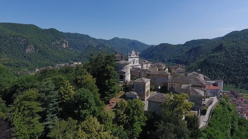 Sacri-monti-Varallo