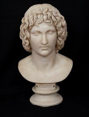Albacini-Busto di Virgilio