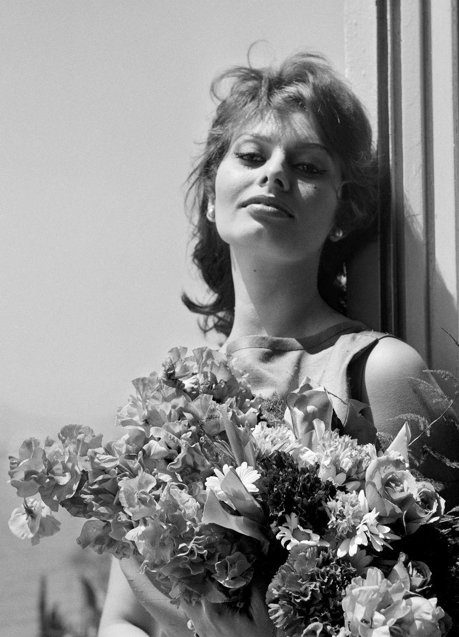 Ara-Güler-Sophia-Loren
