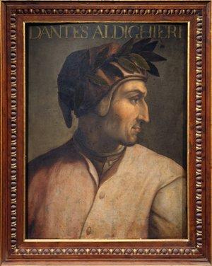 Cristofano dell Altissimo-Dante
