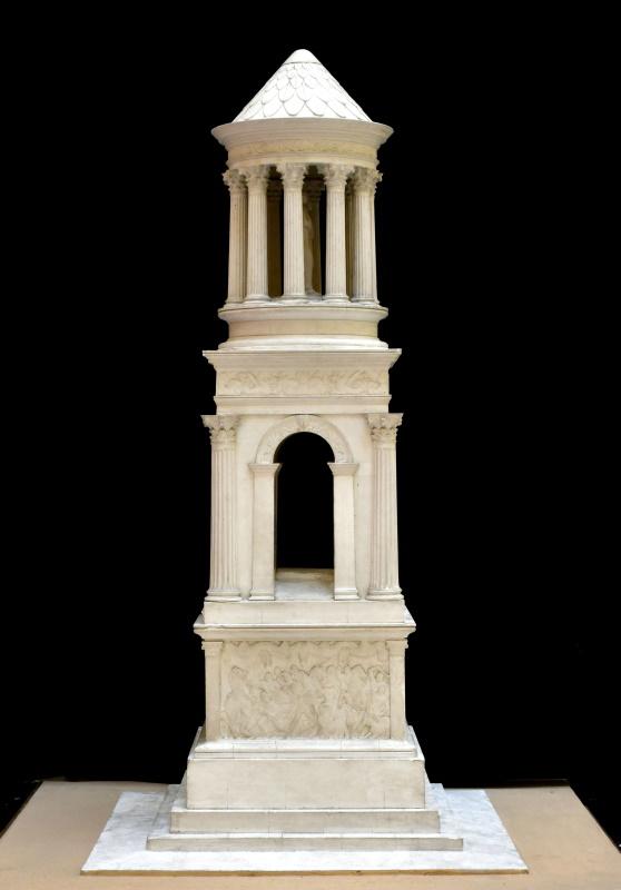 Mausoleo dei Giulii a Saint Rémy_800