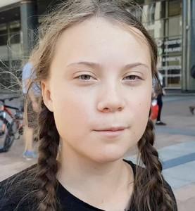 Greta Thunberg, bersaglio degli stronzisti