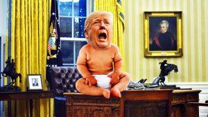 Donald Trump: una personalità infantile