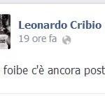 La farneticante frase di Leonardo Cribio