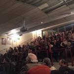 La grande partecipazione al Consiglio di giovedì sera