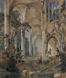 rovina chiesa