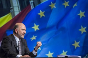 "Pierre Moscovici ospite a ""In mezz'Ora"""