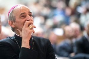 Monsignor Matteo Maria Zuppi (LaPresse)