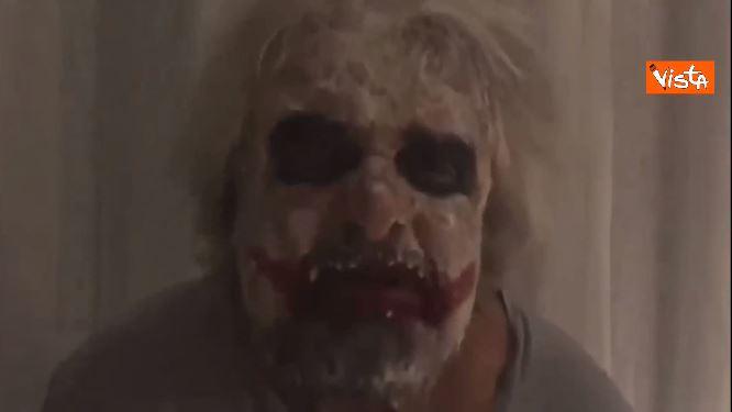 L Inquietante Maschera Del Joker Grillo Il Blog Di Andrea Indini
