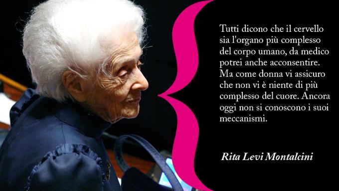 Rita Levi Montalcini premio Nobel per la Medicina | …