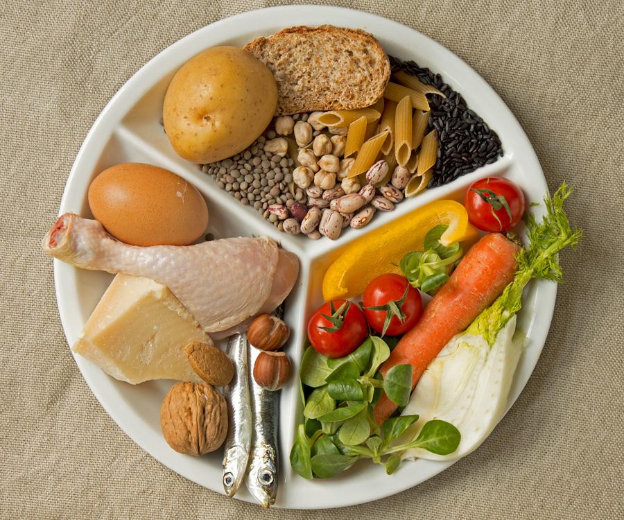 come avere una dieta vegetariana sanati