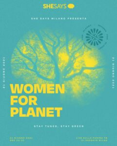 women for planet