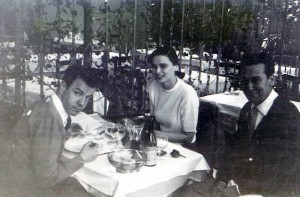 Franco Zeffirelli, Lucia Bosè e Otello