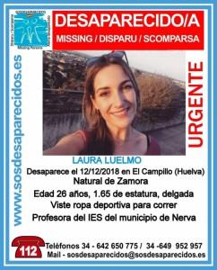 Avviso Laura Luelmo