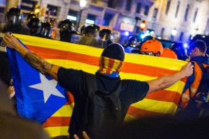 Protesta catalana