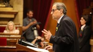 """Joaquin Quim"""" Torra Presidente della Catalogna"""