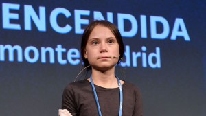 Greta Thunberg alla Cop25, il suo intervento non era stato previsto