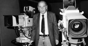 Italo Moretti classe 1933, scomparso a 86 anni lo scorso 9 gennaio. Fu tra i primi a raccontare dal Cile il golpe di Pinochet per la Rai.