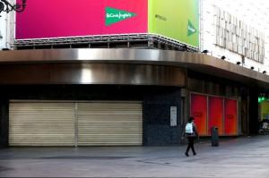 Il centro dei centri, da dove parte il chilometro zero di Spagna.