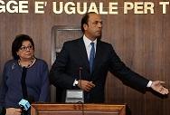 MAFIA: ALFANO, FIRMERO' 41 BIS PER GANCI