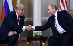 Helsinki, incontro Putin vs Trump