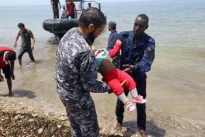 Migranti, naufragio al largo della Libia: i sopravvissuti