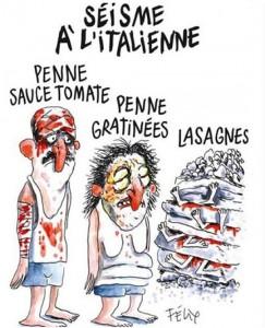 vignetta_terremoto_Centro_italia_charlie_hebdo