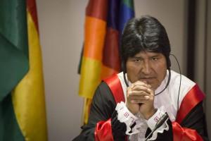 La Sapienza conferisce un dottorato di ricerca honoris causa a Evo Morales
