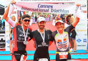INTERNATIONAL CANNES TRIATHLON 2015