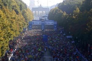 42esima Maratona di Berlino