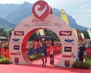 Triathlon, Molinari re d'Europa