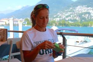 Lezione di triathlon (e non solo)