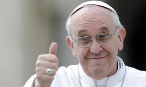 Dal Papa lezione di sport