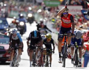 Ciclismo, Vuelta: impresa di Nibali ad Andorra