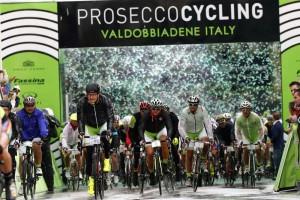 Prosecco Cycling_La partenza 2015-2