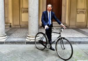 Conferenza stampa di presentazione di ' Milano Bike City '