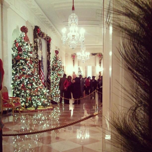 Natale alla casa bianca il blog di orlando sacchelli - Natale in casa addobbi ...