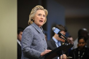 US-NEW YORK-HILLARY CLINTON-EMAIL