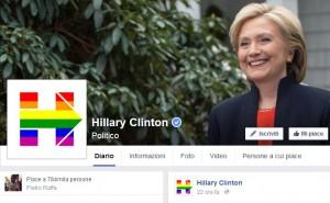 HillaryFacebook